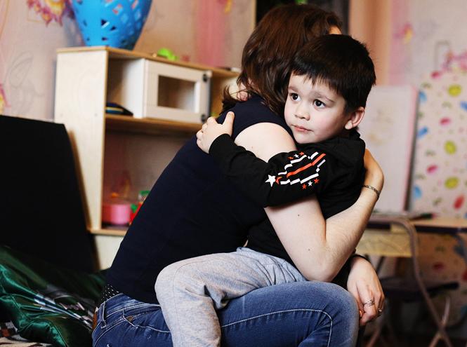 Фото №1 - «Мой сын умеет любить так, как никто другой»: монолог мамы ребенка с аутизмом