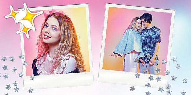 Фото №1 - Лена и Женя Шейдлины о творчестве, своих чувствах и будущей свадьбе