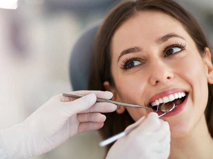 Фото №1 - 6 вопросов и ответов, которые заменят консультацию у стоматолога