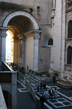 Фото №2 - Маленькая Помпея внутри Ватикана