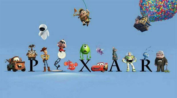 Фото №1 - 20 фактов о Pixar