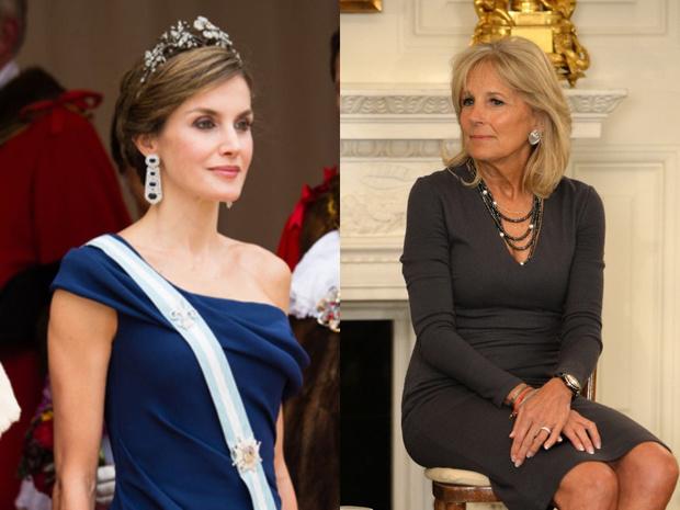 Джилл Байден, Мехрибан Алиева, Асма Асад и другие самые красивые жены президентов— www.wday.ru