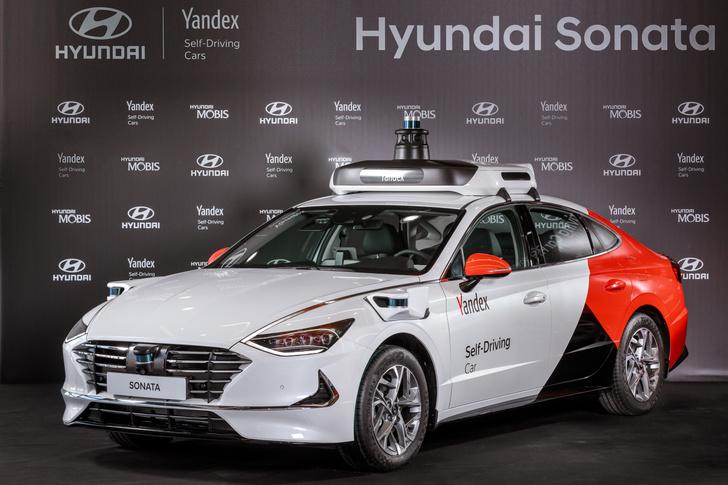 Фото №1 - Hyundai Sonata отправляется в автономное плавание