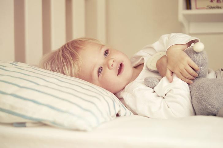 как переселить ребенка из кроватки в кровать