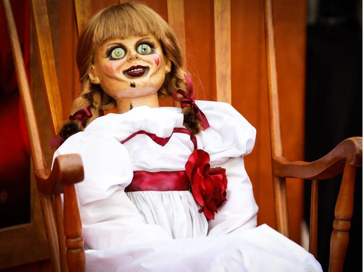 Фото №9 - Кукла-убийца и зеркало страха: 7 жутких историй проклятых вещей
