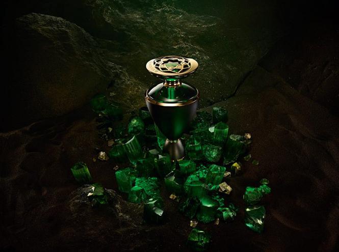 Фото №4 - Как пахнут сапфир, рубин и изумруд: драгоценное трио Bvlgari