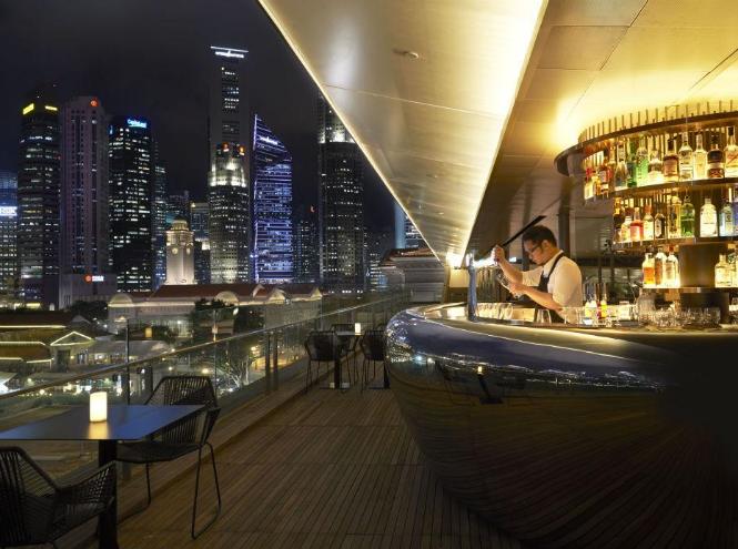 Фото №5 - Лучшие бары Сингапура