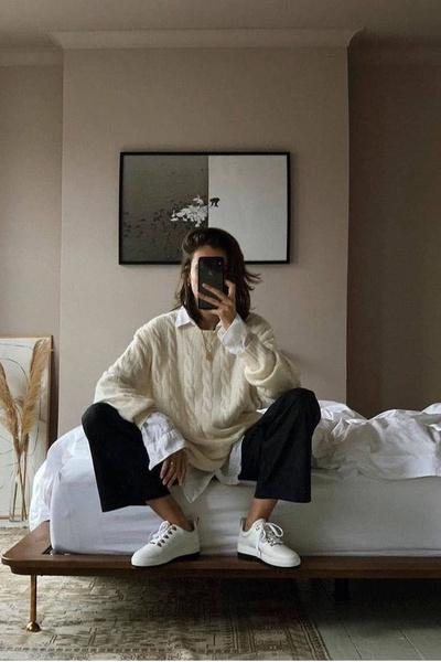 Фото №1 - Тренд VS Антитренд: свитер