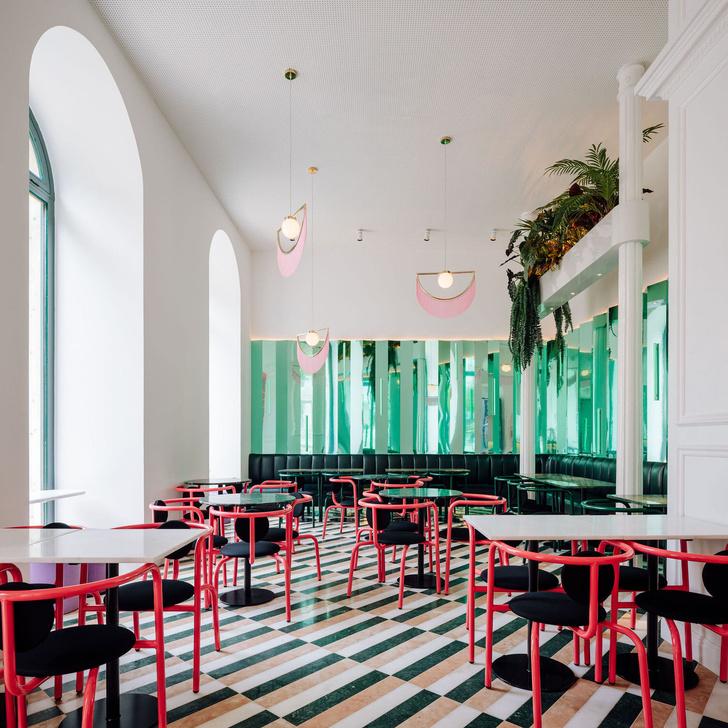 Фото №1 - Неоновые огни: ресторан Lulu в Лиссабоне