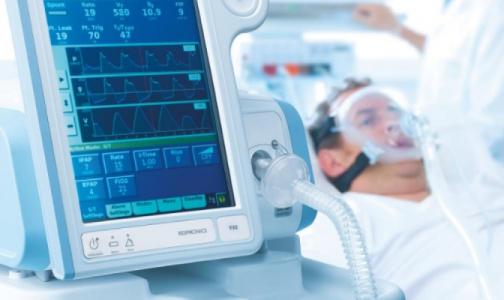 Фото №1 - Айтишники подарили аппараты ИВЛ больнице № 20