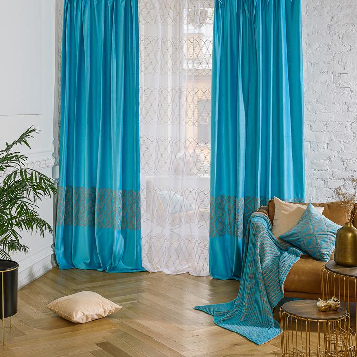 Фото №3 - Azadi: новая восточная коллекция текстиля Moroshka