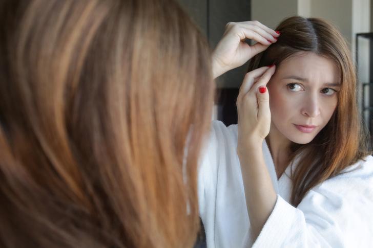 Правда ли, что волосы могут поседеть за одну ночь