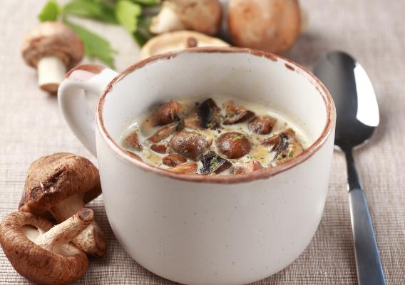 Фото №1 - Грибной суп из опят: рецепты