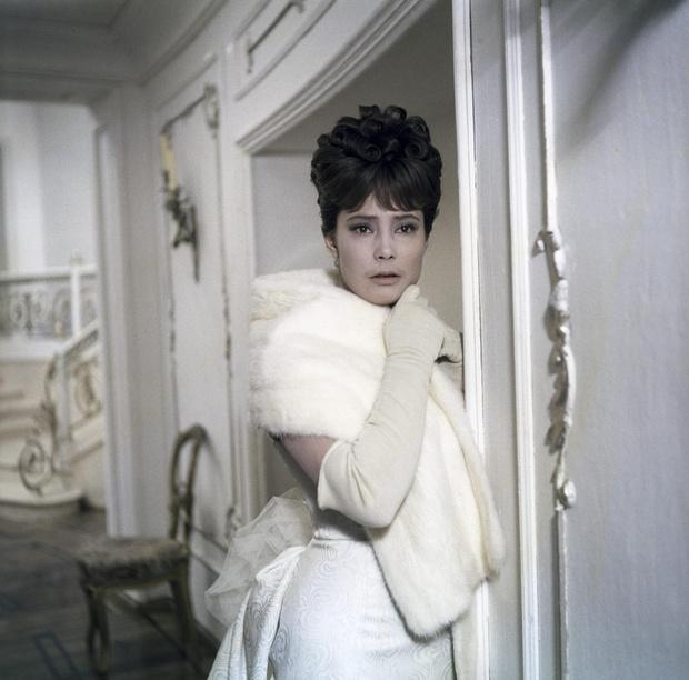 Актриса Татьяна Самойлова в молодости: фото