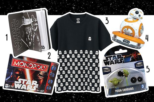 Фото №2 - Топ-10: Подарки для фанатов «Звездных войн»