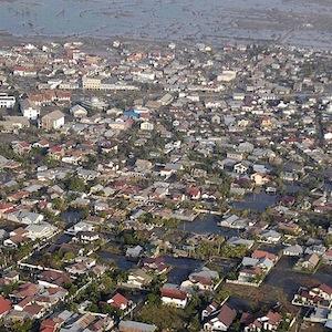 Фото №1 - Угроза цунами