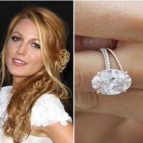 Фото №7 - Выходи за меня: самые красивые помолвочные кольца знаменитостей