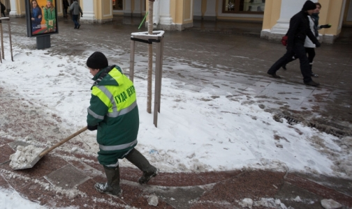 Фото №1 - Минтруд обяжет брать на работу только здоровых сантехников и дворников