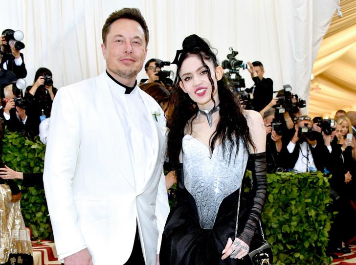 Фото №1 - Илон Маск в шестой раз стал отцом: странное «имя» и первые фото ребенка