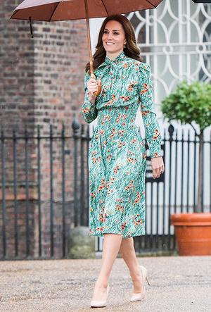 Фото №6 - Как Кейт Миддлтон вдохновляется стилем принцессы Дианы (и, главное, зачем?)