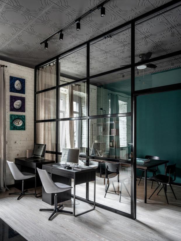 Фото №5 - Жилой офис 66 м² на Флаконе