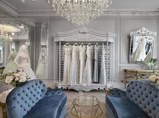 Фото №1 - А la Russe: свадебные платья от российских дизайнеров