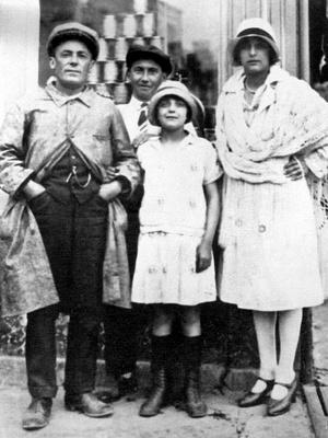 Фото №3 - Парижский воробушек: любовь и боль легендарной Эдит Пиаф