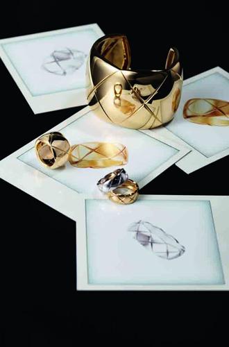 Фото №7 - Кира Найтли в рекламе новой коллекции Chanel Coco Crush