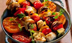 На пикник: семь рецептов шашлыка от ведущих шеф-поваров