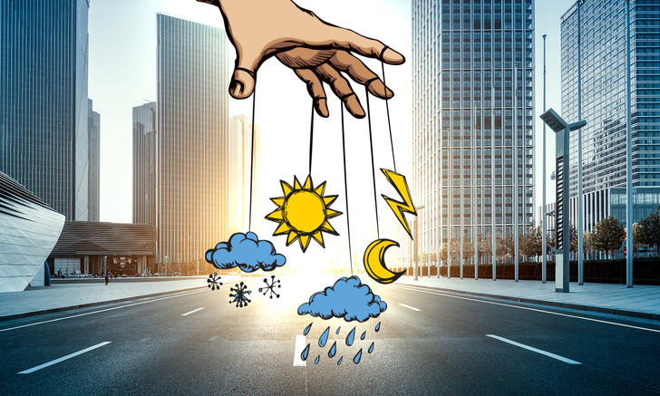 Фото №1 - 10 безумных попыток человечества управлять погодой