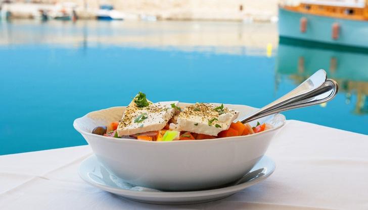 Фото №1 - Три рецепта критской кухни