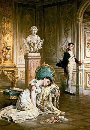 Фото №1 - 15 декабря 1809 года. Первая французская империя