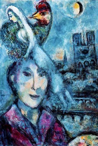 Фото №6 - Женщина судьбы: Белла Розенфельд в жизни и творчестве Марка Шагала