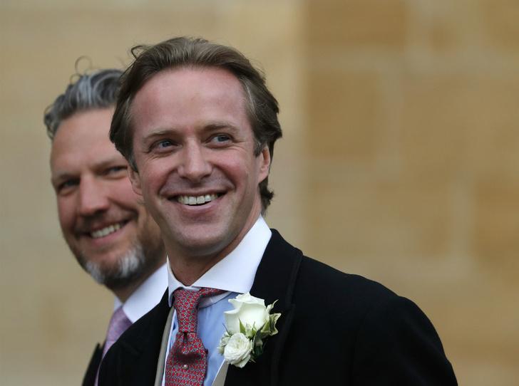 Фото №5 - Свадьба Леди Габриэллы Виндзор и Томаса Кингстона
