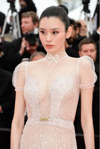 Фото №11 - Модные Канны-2019: лучшие звездные образы на дорожке 19 мая