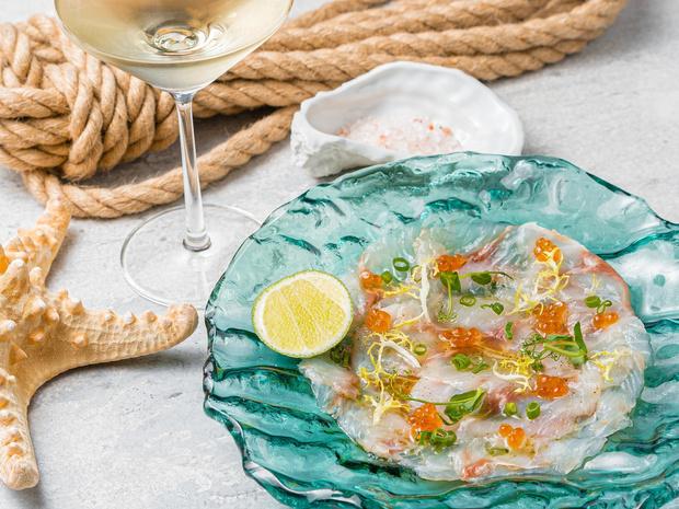 Фото №2 - Не только суши: 3 необычных рецепта из сырой рыбы