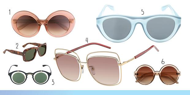 Фото №4 - Toп-30: Солнечные очки