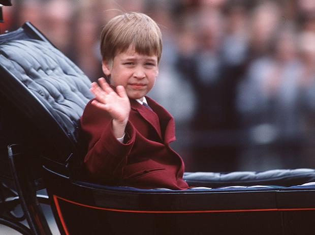 Фото №40 - Принц Уильям: история в фотографиях
