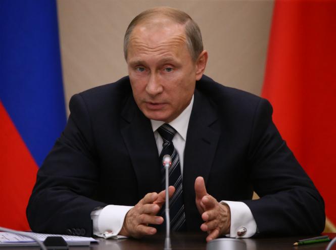 Фото №4 - Пять причин влюбиться в Владимира Путина