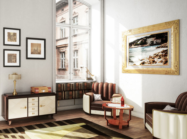 Фото №1 - Как картины влияют на энергетику дома согласно фэн-шуй