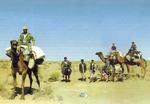 Фото №1 - Талисман пустыни