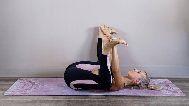 Фото №10 - Как превратить мамину йогу в увлекательное приключение для ребенка