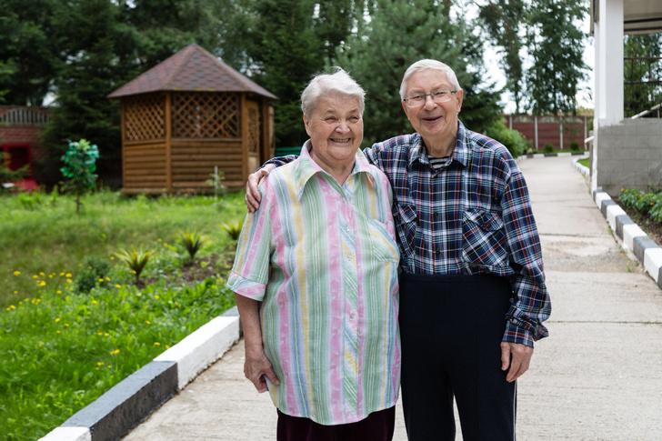 Фото №1 - Мудрые советы пожилой пары, которая неразлучна вот уже 60 лет