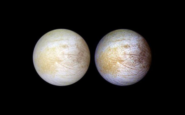Фото №1 - На спутнике Юпитера найдена поваренная соль