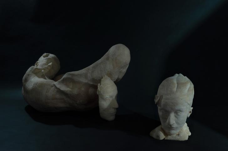 Фото №3 - Выставка скульптора Алексея Панькина в Stella Art Foundation