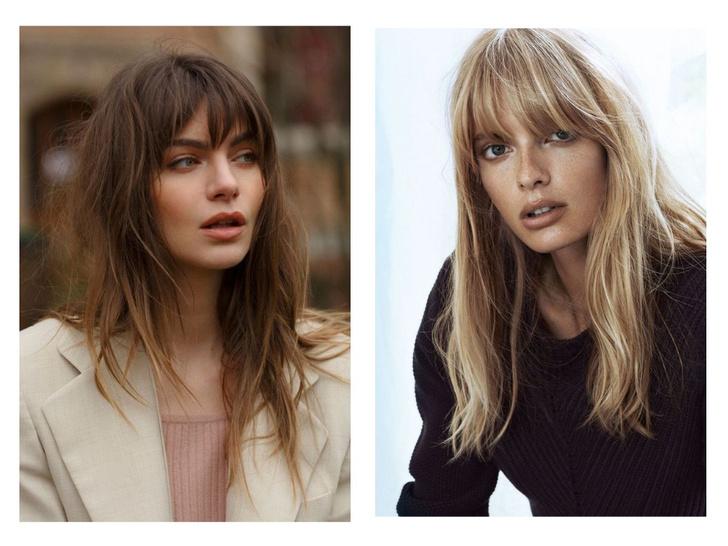Фото №2 - Модные стрижки на длинные волосы в 2021