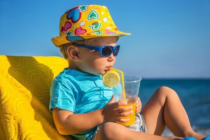 Фото №1 - Фруктовые соки признаны вредными для детей