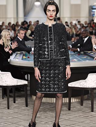 Фото №10 - Неделя Высокой моды в Париже: Chanel FW2015/16