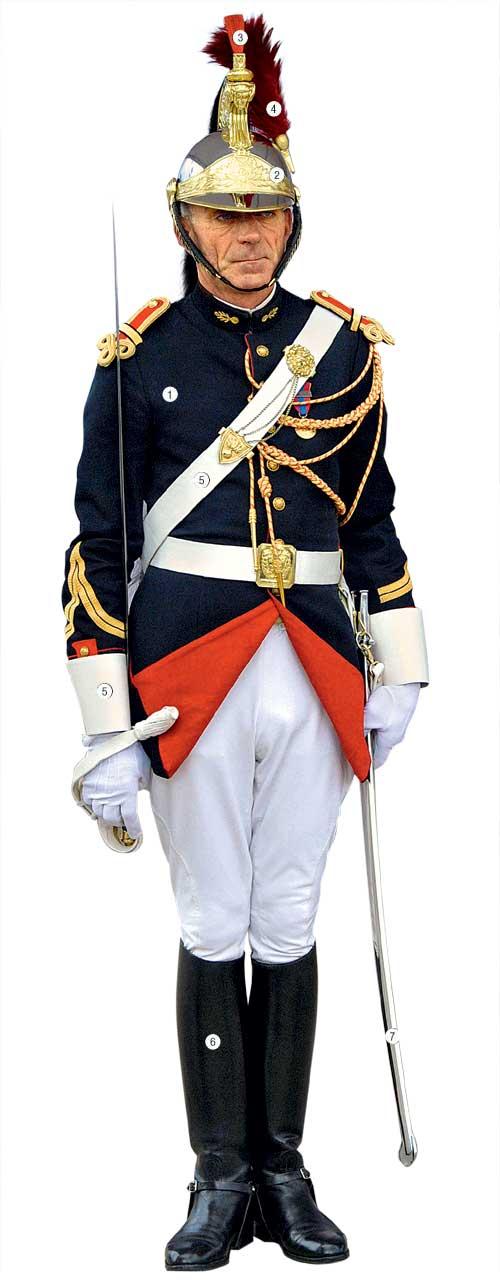 Фото №1 - Наследники Наполеона