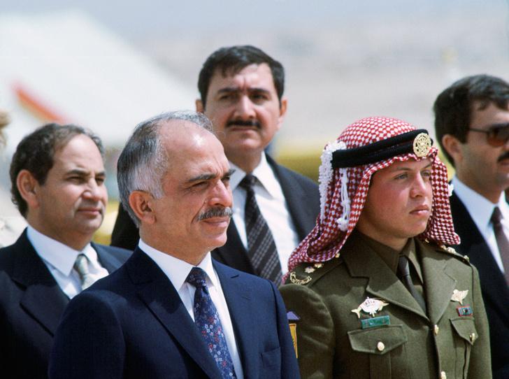 Фото №9 - Король Абдалла и его Рания: восточная сказка, ставшая реальностью